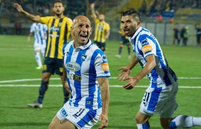 Cristian Galano Pescara Bolaparlay