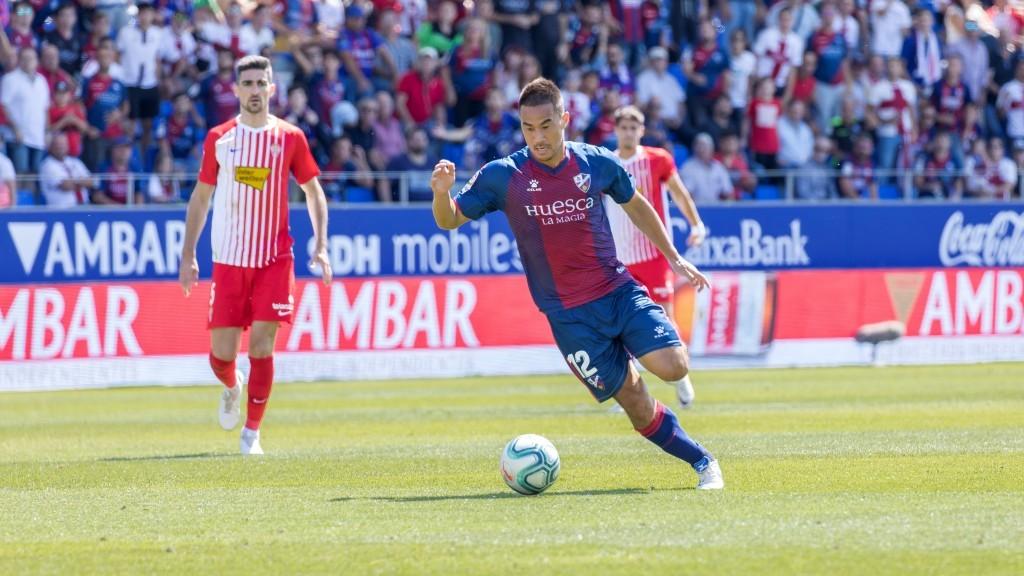 Shinji Okazaki SC Huesca Bolaparlay