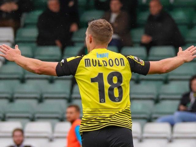 Jack Muldoon Harrogate Town Bolaparlay