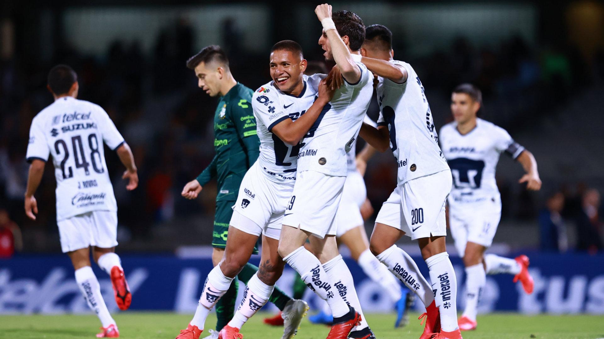Juan Dinenno Pumas UNAM Bolaparlay