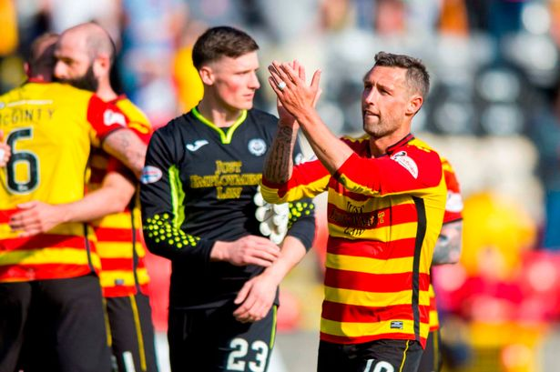 Partick Thistle Bolaparlay