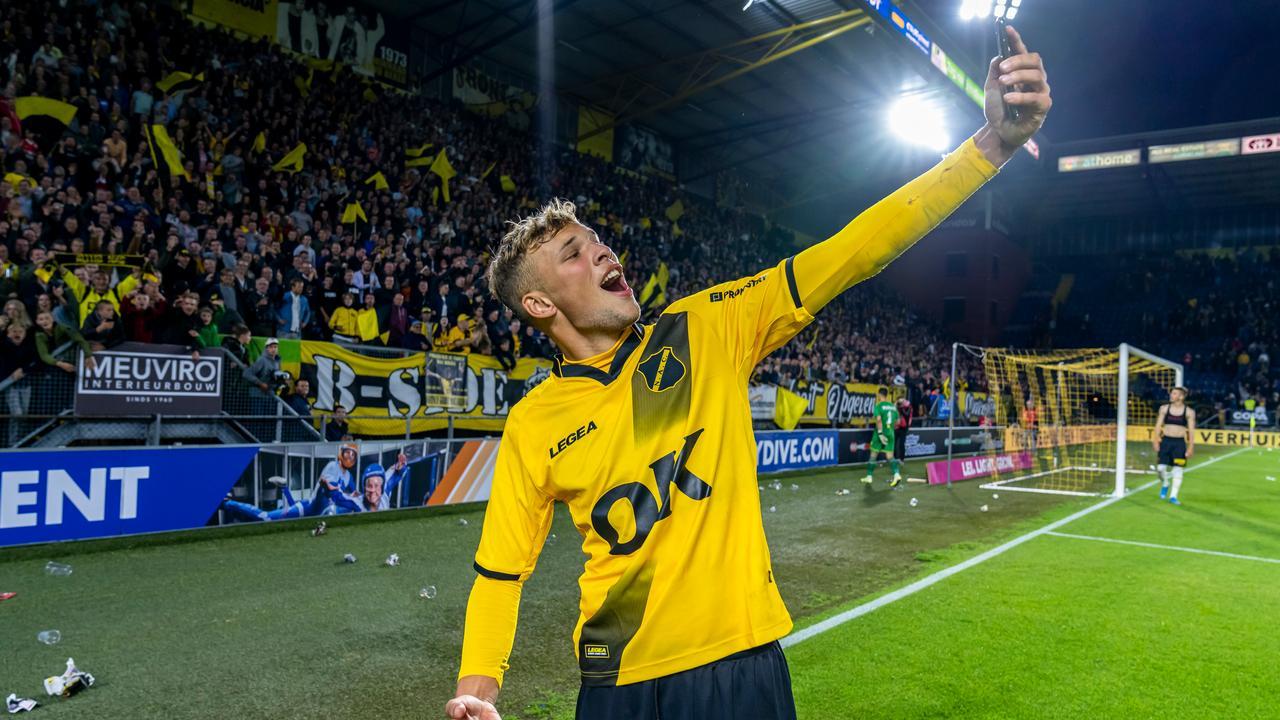 Sydney van Hooijdonk NAC Breda Bolaparlay