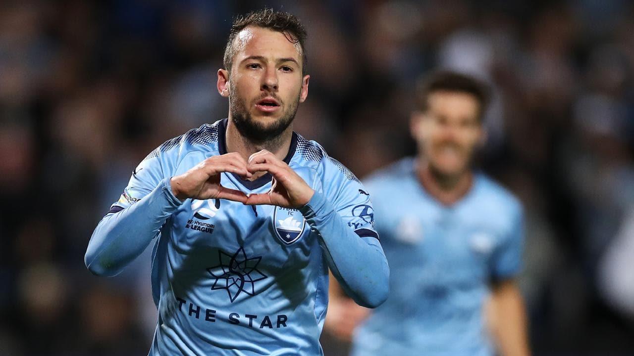 Adam Le Fondre Sydney FC Bolaparlay