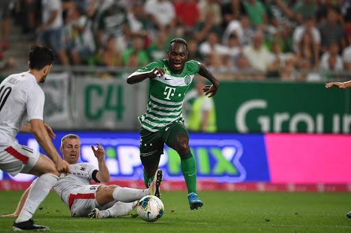 Franck Boli Ferencvaros Bolaparlay