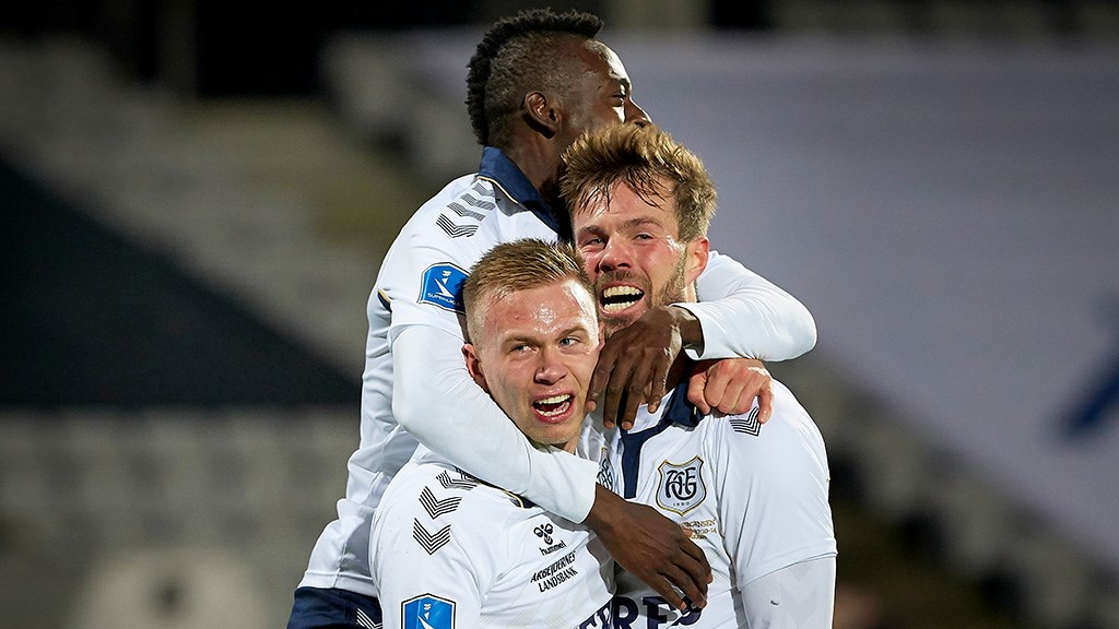 Patrick Mortensen AGF Aarhus Bolaparlay